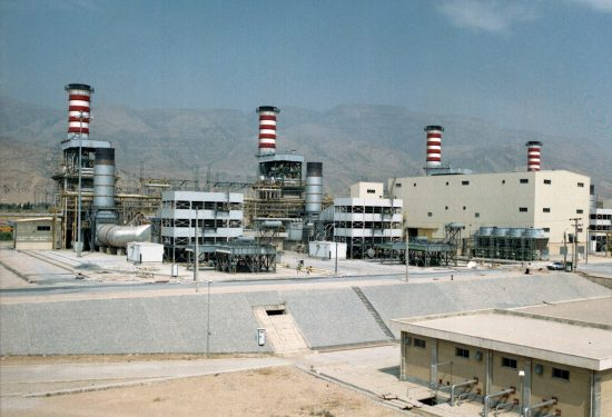 Fars Combined Cycle Power Plant 01